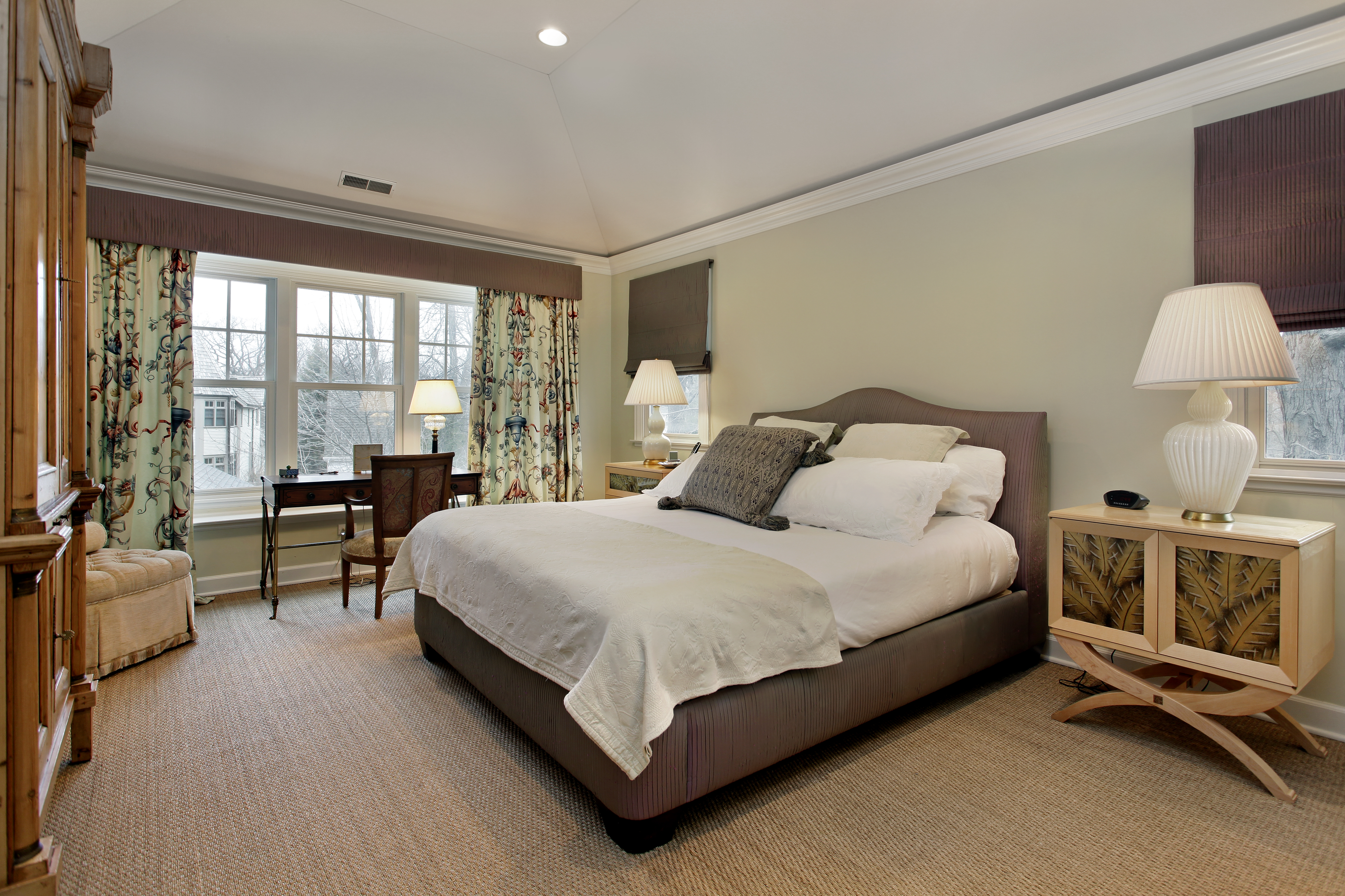 15 Ways to Make Your Tray Ceiling a Focal Point