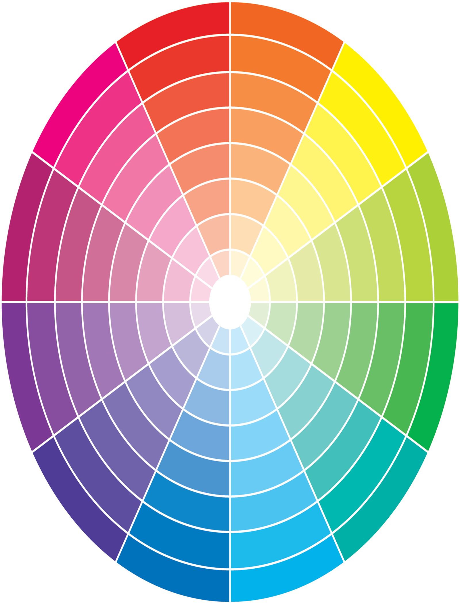 How to create stunning interior designs with contrasting - Color wheel interior design ...