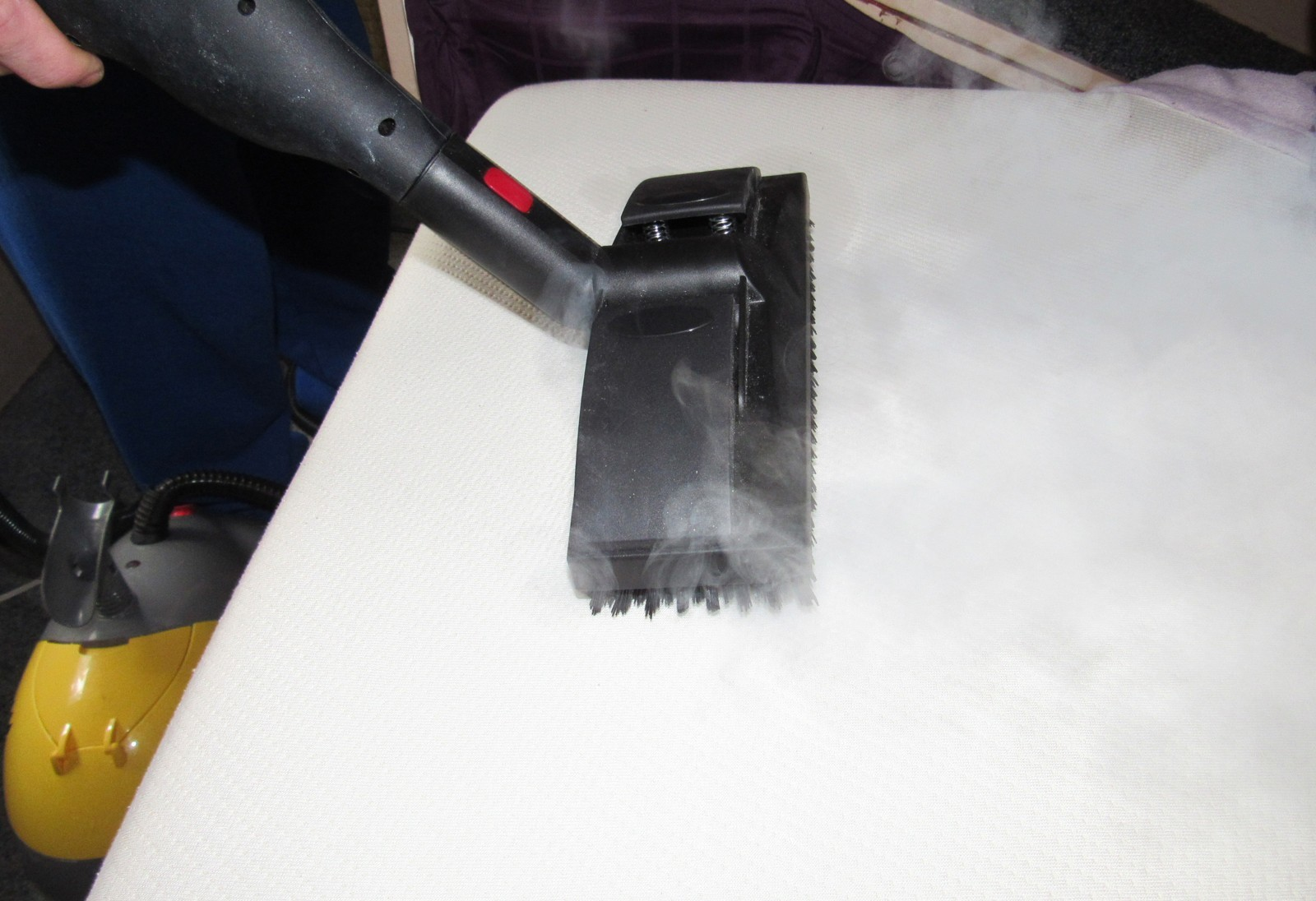 The Best Ways To Use A Steam Cleaner
