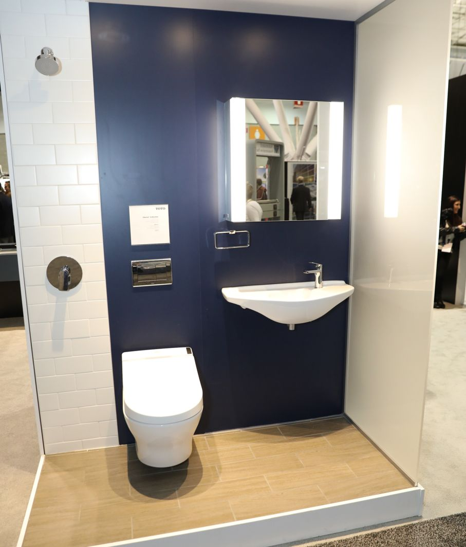 Squeaky Clean with Toto, USA at Greenbuild Expo | House Tipster