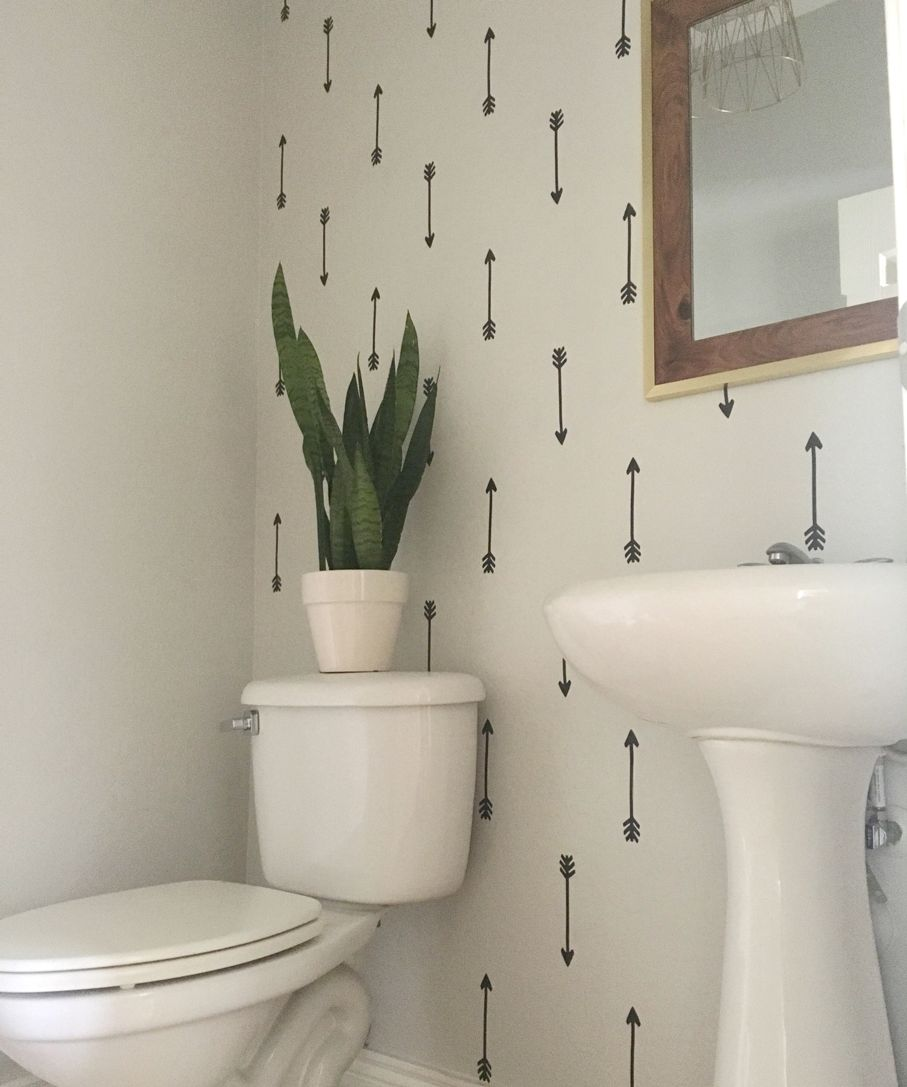 Best Affordable Bathroom Wall Decals | House Tipster