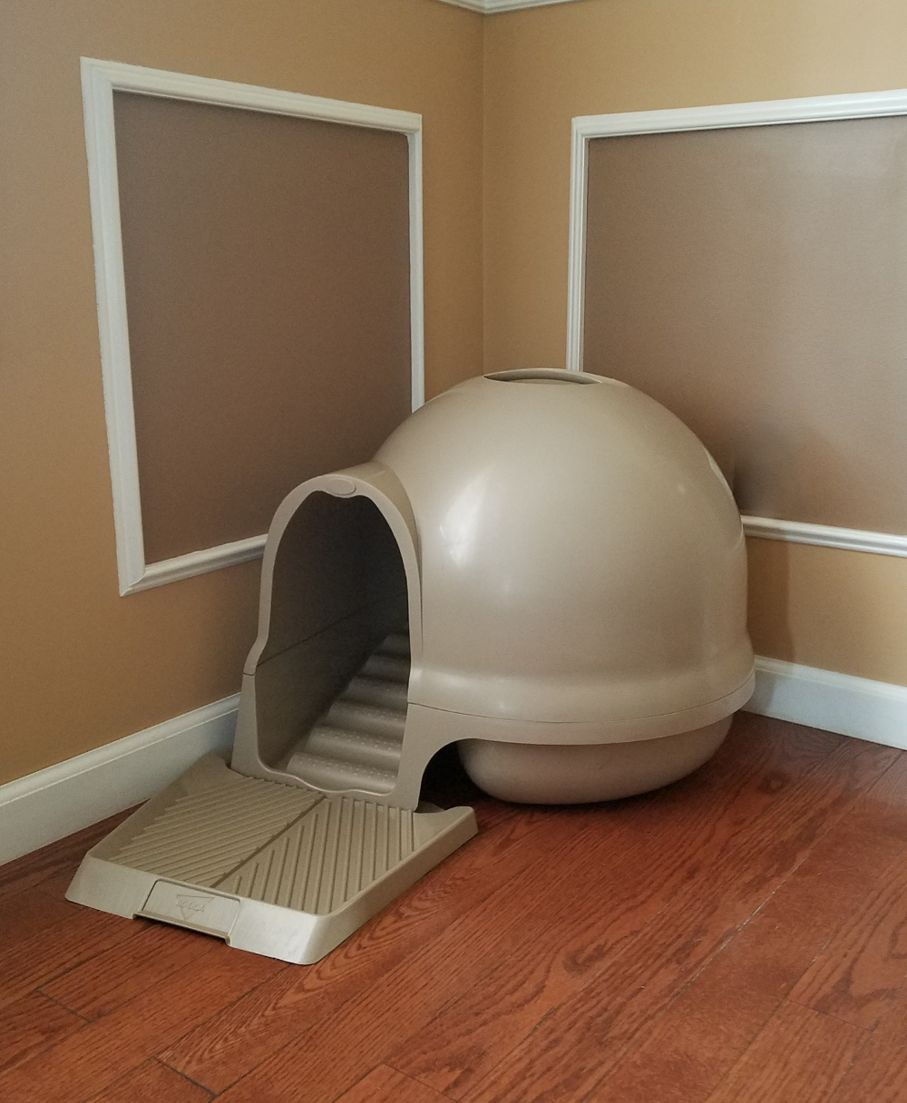 PetMate Booda Dome Cleanstep Litter Box Review House Tipster
