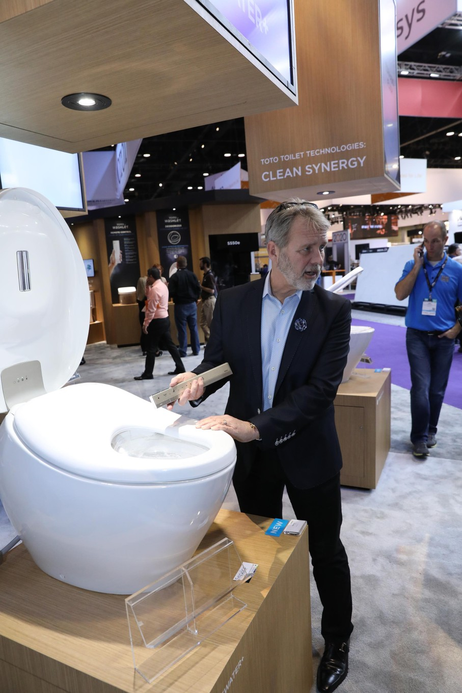 TOTO USA Unveils Next Generation of Bathroom Fixtures at KBIS