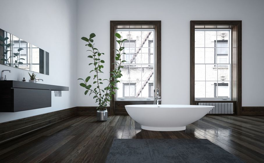 5 Best Bathroom Flooring Options: Pros & Cons | House Tipster