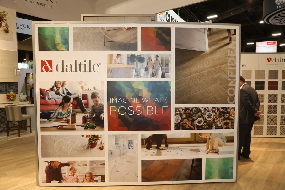 Daltile And Marazzi Modern Tile From The Mohawk Family Of Flooring - Daltile industry