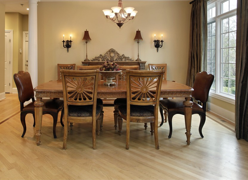 Dining Room Table Styles Before