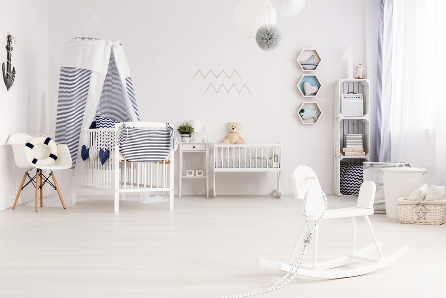 How To Create The Best Nursery Room Layout