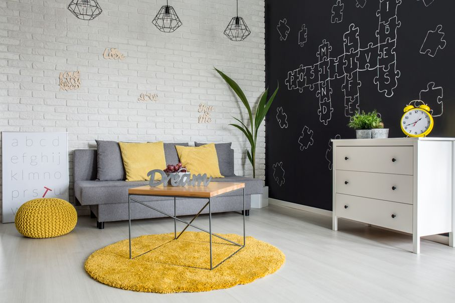 Be Courageous With Yellow Accents In Your Home Decor House Tipster