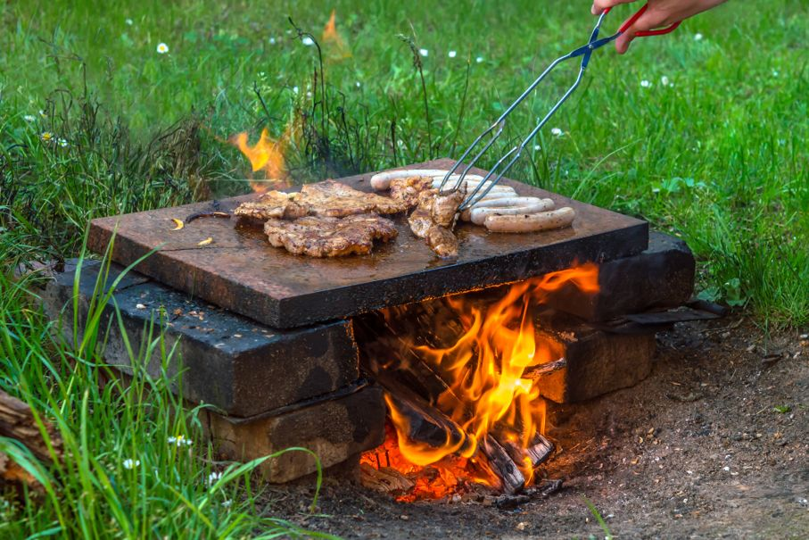 Grilling With Granite Acquiring Amp Using A Cooking Stone