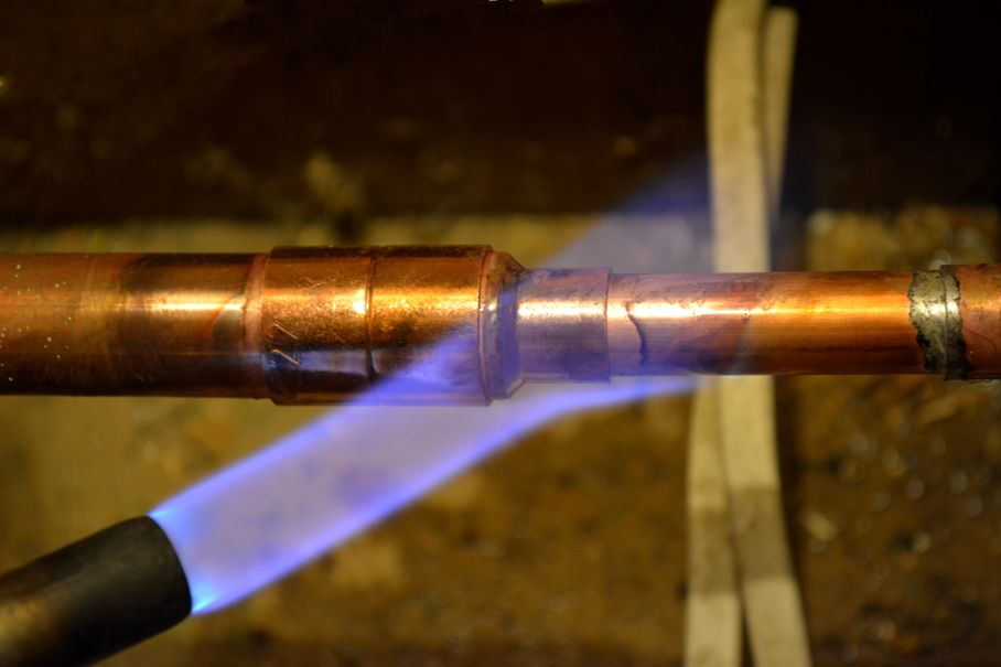 Hot Water Heater Problems >> PEX Pipes vs. Copper Pipes: Which Should You Use? | House ...