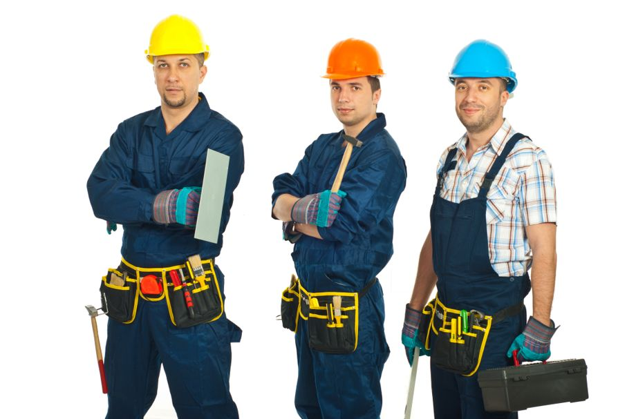 Constructor workers team