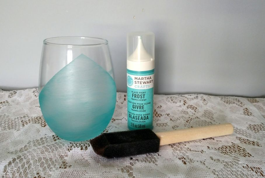 Make Your Glassware Fabulous How To Paint Drinking Glasses