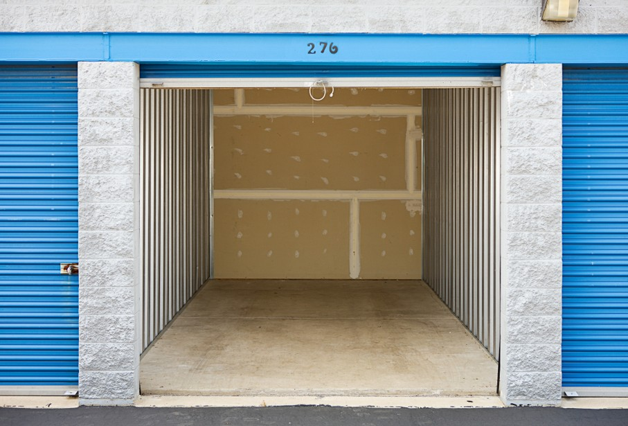 Storage: Empty Storage Unit