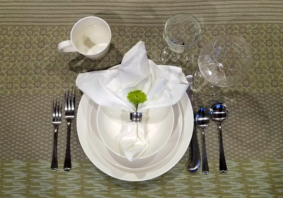 Place Settings for the Dinner Table: Formal and Semi ...