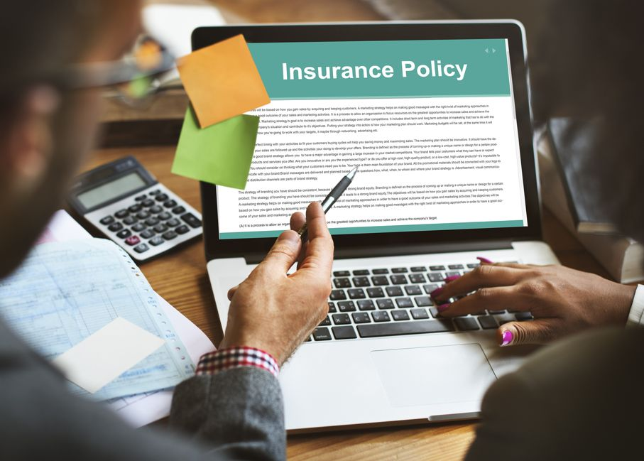 Insurance Policy Agreement Terms Document