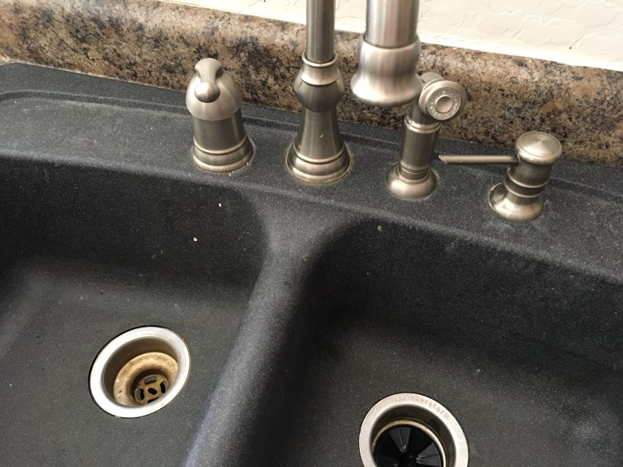 How To Clean A Granite Sink In 5 Simple Steps