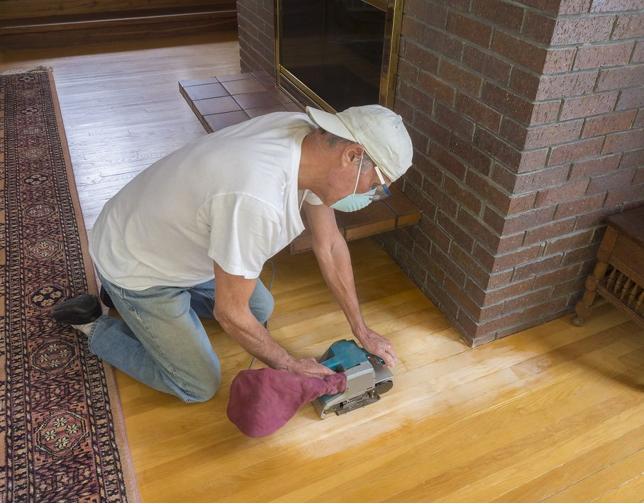6 Benefits Of Sanding Hardwood Floors House Tipster
