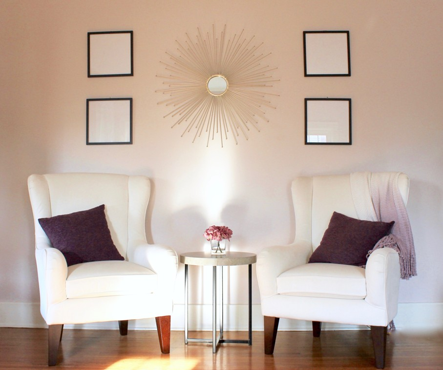 Interior Design Advice For Creating A Sitting Area With