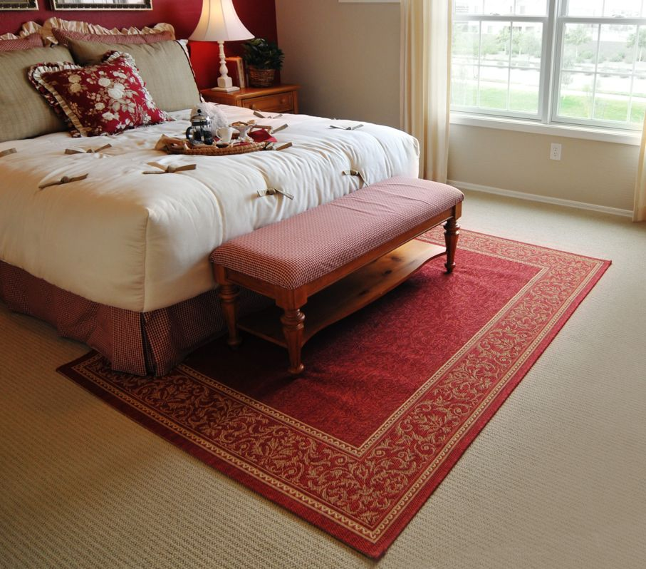 Best Ideas For Rugs Under Beds