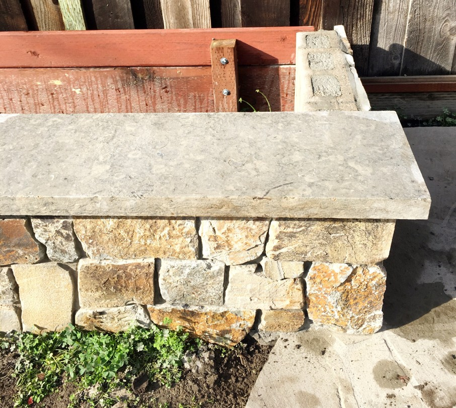 How To Diy Build A Concrete Retaining Wall