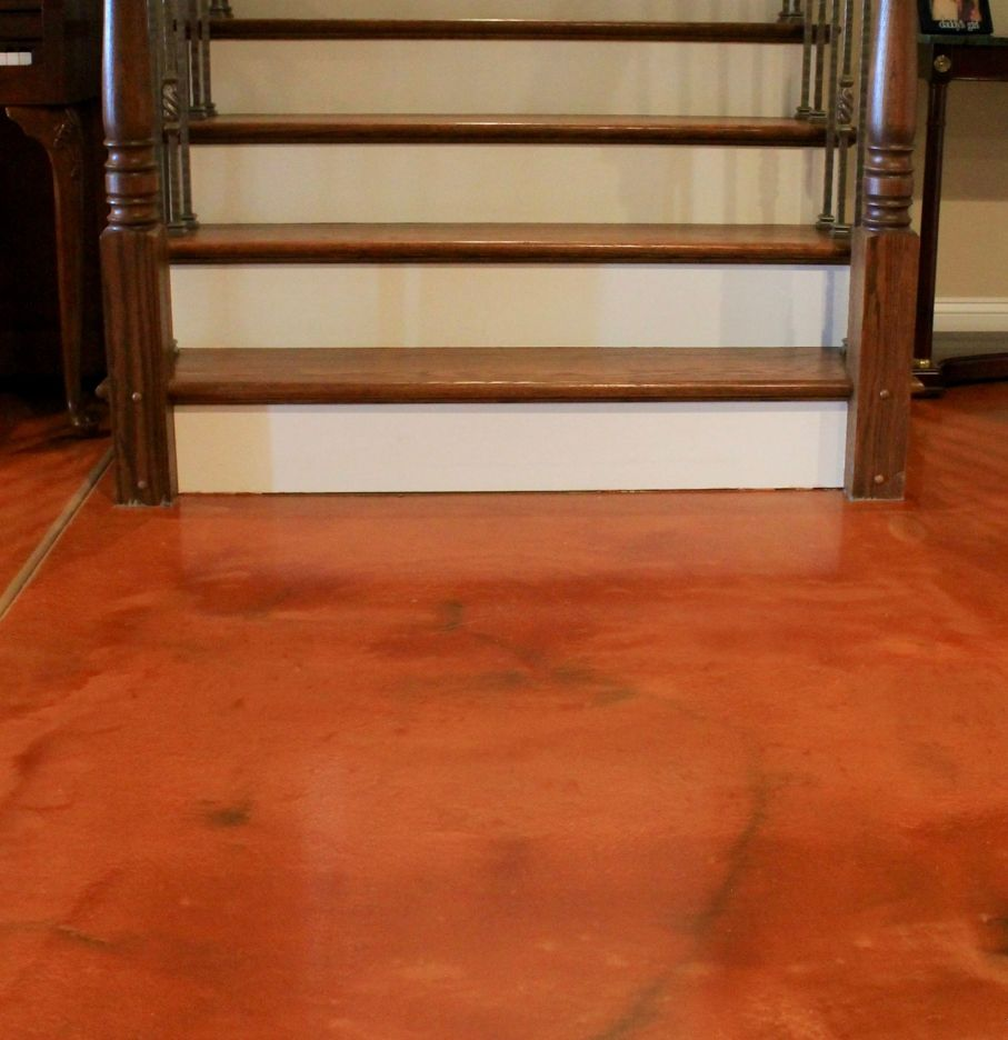 Best Reasons To Have Stained Concrete Floors