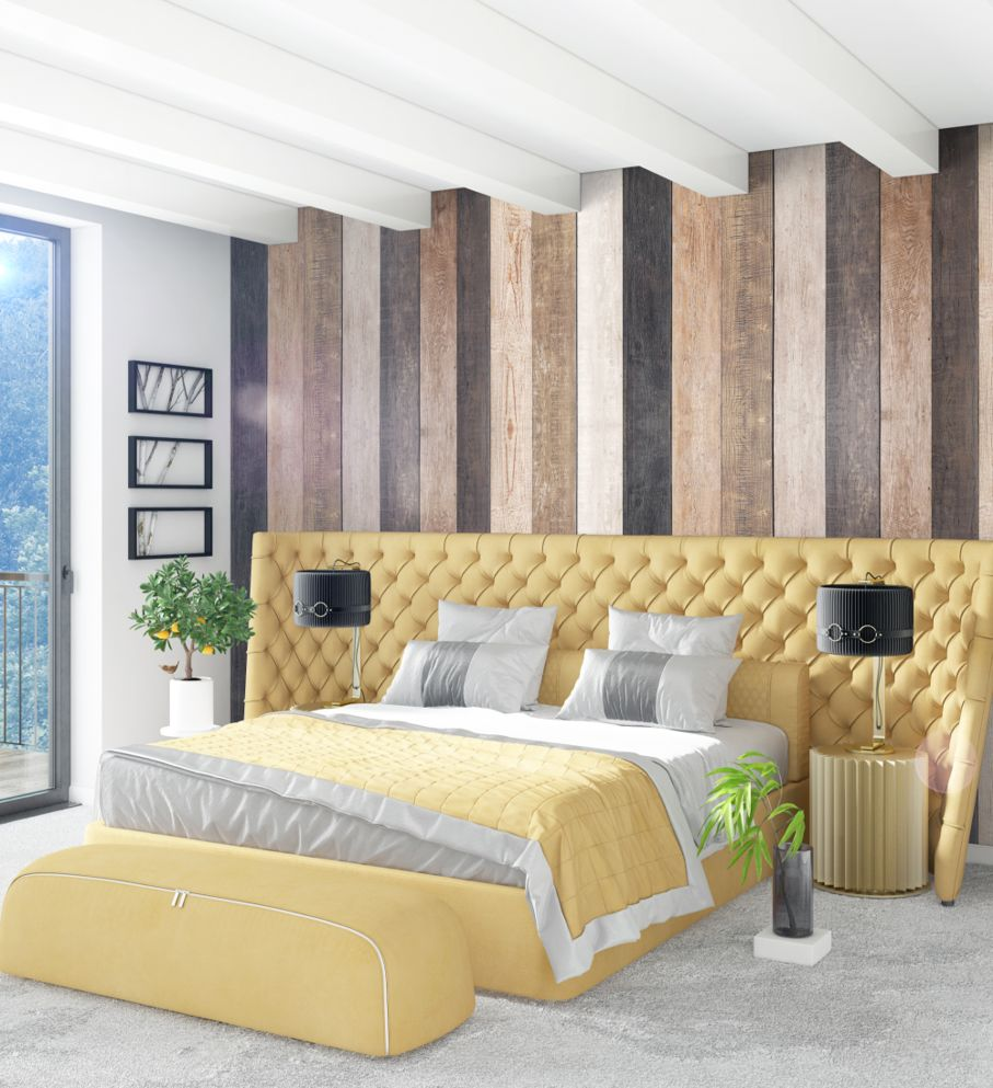 How to create a feature wall with photos - View